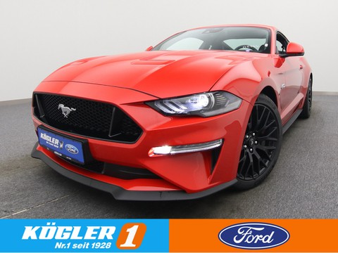 Ford Mustang GT Coupe V8 450PS MagneRide
