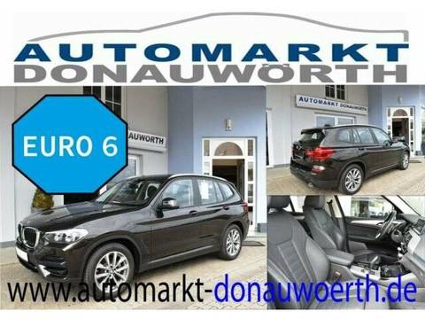 BMW X3 xDrive 20d Steptronic
