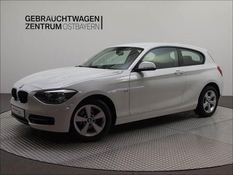 BMW 114 i Sport Line
