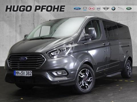 Ford Tourneo Custom 9.2 TitaniumX L2H1 Automatik - UPE 508 - EUR