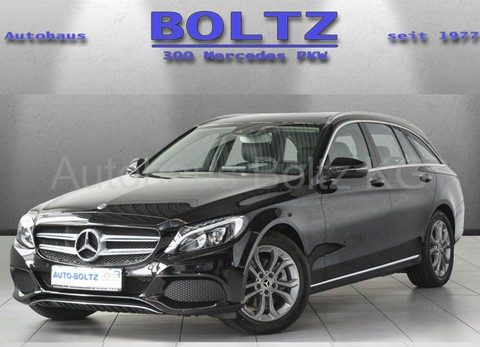 Mercedes-Benz C 200 T Avantgarde u
