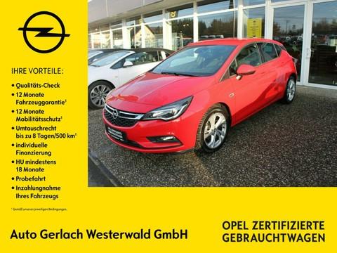 Opel Astra K Lim Dynamic LRH