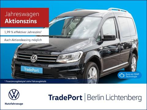 Volkswagen Caddy Comfortline TDI