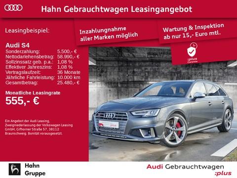 Audi S4 3.0 TDI Avant EU6d qu