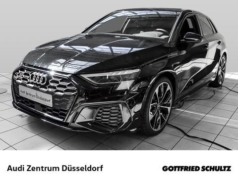 Audi S3 Sportback 310 Rennsemmel komplett in Schwarz