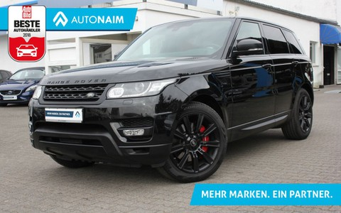 Land Rover Range Rover Sport Supercharged HSE Dyn |||
