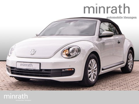 Volkswagen Beetle 1.2 TSI Cabriolet Spieg beheizbar