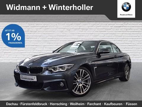 BMW 440 i Cabrio M Sportpaket 505 EUR brutto