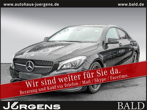 Mercedes-Benz CLA 200 Coupé AMG-Sport Night 18