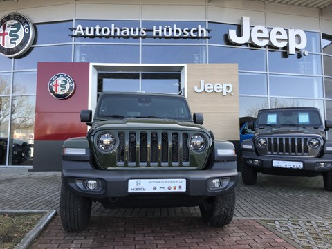 Jeep Wrangler 2.0 T-GDi Unlimited MY21 80th Anniversary Edition