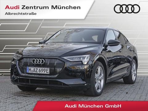 Audi e-tron Sportback 55 qu advanced S line