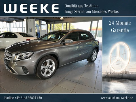 Mercedes-Benz GLA 220 d Urban SPIEGEL-PAKET MEDIA-DISPLAY