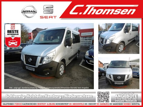 Nissan NV400 2.8 Kombi L1 t Premium