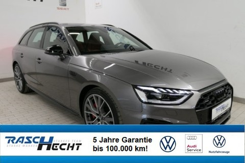 Audi A4 Avant S line 45 TDI quattro 5 J GA