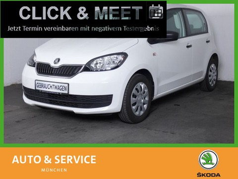 Skoda Citigo 1.0 MPI Active || |