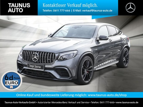Mercedes-Benz GLC 63 AMG S COUPE PERF SITZE UPE 121000