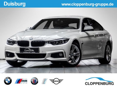 BMW 418 d Gran Coupé M Sport