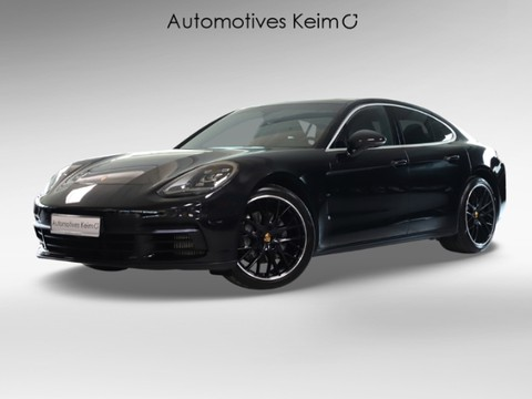Porsche Panamera 4S SCP