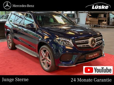 Mercedes GLS 500 3.8 AMG Carbon BeoSound Neupr 1406