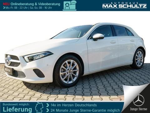 Mercedes-Benz A 180 d MBUX