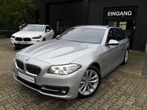BMW 518 d Edition Sport Speed Limit Info