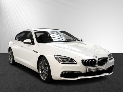 BMW 640 Gran Coupe GSD H&K