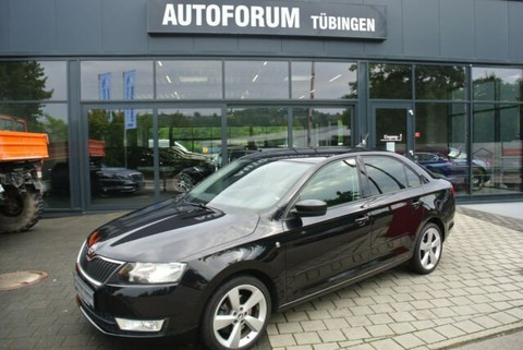 Skoda Rapid 1.4 TSI Ambition