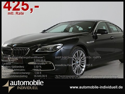 BMW 640 i Gran Coupe xDr H&K