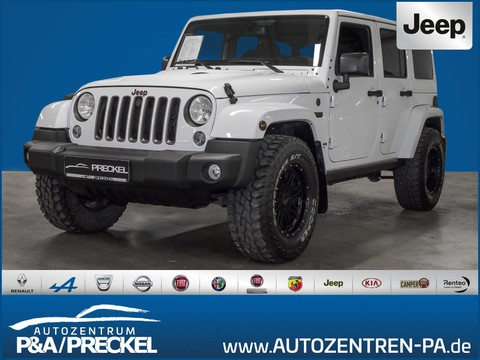 Jeep Wrangler 3.6 Unlimited 75th Anniversary