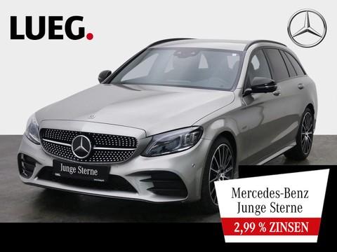 Mercedes-Benz C 300 e T AMG Burm Mbeam Airm