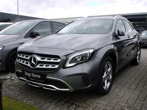 Mercedes-Benz GLA 200 Sport Utility Vehicle Urban