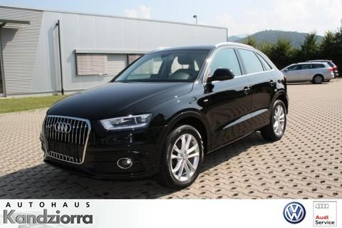 Audi Q3 2.0 TDI quattro s-line selection