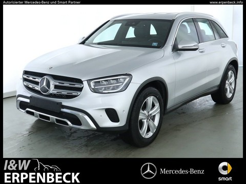Mercedes-Benz GLC 200 Easy-Pack Spur
