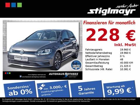 Volkswagen Golf 1.5 TSI Comfortline IQ DRIVE APPs