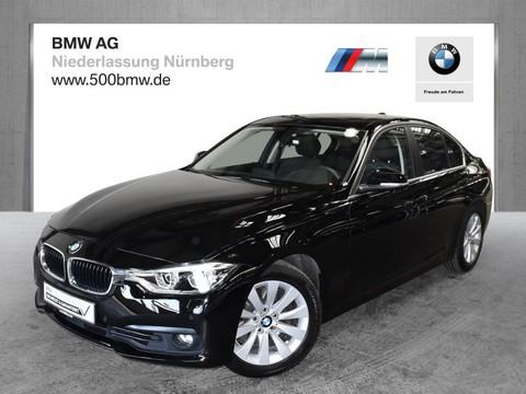 BMW 325 d Limousine Advantage HK HiFi GSD Prof
