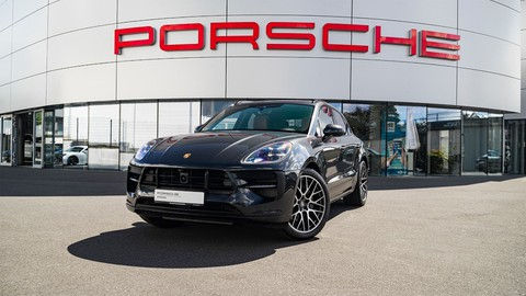 Porsche Macan S Neupreis 110000?