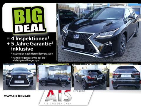 Lexus RX 450 h F Sport AWD ML Paket