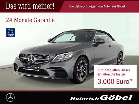 Mercedes-Benz C 200 Cabriolet AMG INTERIEUR EXTERIEUR L