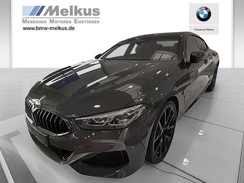 BMW 840 d xDrive GRAN COUPÉ-M Sport-Sitzbelüftung--Laserlicht