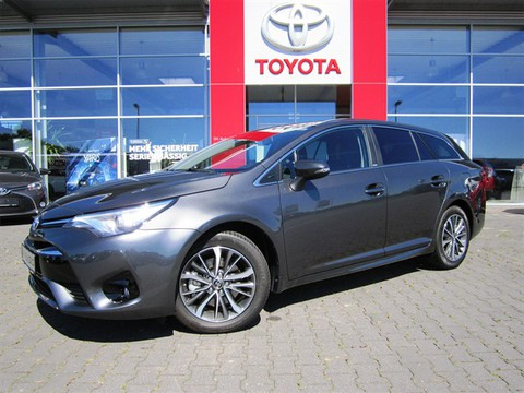 Toyota Avensis 2.0 D-4D TS Edition-S