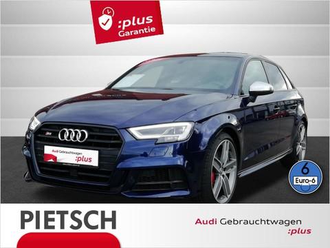 Audi S3 2.0 TFSI Sportback - S Sports