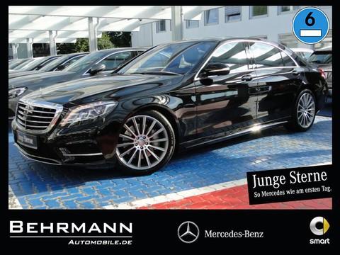 Mercedes S 350 AMG Lang ° Fond-Paket