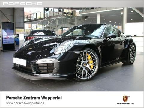 Porsche 991 911 Turbo S Burmester Feuerlöscher Sitzbelüftung