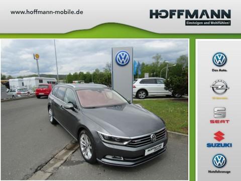 Volkswagen Passat 2.0 TDI Var Highline Ausstattung