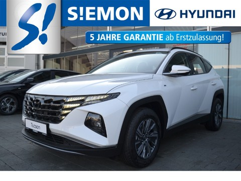 Hyundai Tucson 1.6 NEW T SELECT Grillp Funktion