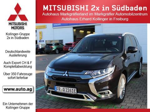 Mitsubishi Plug-in Hybrid Outlander INTRO Edition 4 WD
