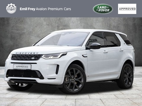 Land Rover Discovery Sport D165 FWD R-Dynamic SE