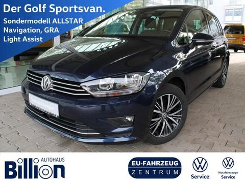 "Volkswagen Golf Sportsvan 1.2 TSI Comfortline ""ALLSTAR"""