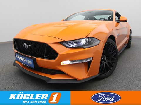 Ford Mustang GT Coupe V8 450PS Premium-P II