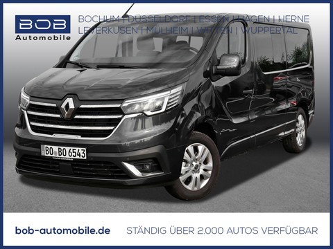 Renault Trafic Pkw Grand Life Blue dCi 150